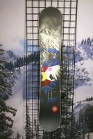 New Never Summer Heritage155cm 2020 snowboard