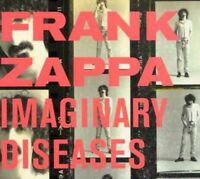 Frank Zappa - Imaginary Diseases [New CD]
