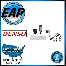 For Mazda 93-02 626 93-97 MX-6 DENSO Electric Fuel Pump W/ Filter Kit NEW
