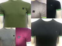 HUGO BOSS BOY'S (14-18 years) Crew Neck  Short Sleeve T-Shirt ,Rubber S to 2XL*