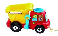 A VTech Baby Put And Take Dumper Truck