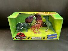 New Listing*New* Jurassic Park The Lost World ( 4-Dino Exclusive Blockbuster Release)