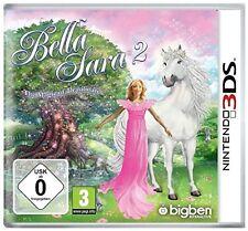 BELLA SARA 2 JEU 3DS NEUF