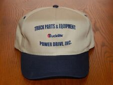 Truck-Lite Truck Parts & Equipment Power Drive Inc. snapback trucker hat by Otto