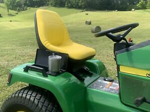 John Deere Tool Box Cup Holder For 415, 425, 445, & 455 and Others...see Inside.