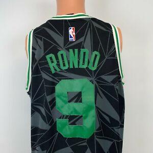 Adidas Rajon Rondo Boston Celtics Swingman Jersey NBA Limited Edition Sewn M