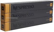 30 nuovi Nespresso volluto BACCELLI capsule Caffè espresso gamma UK