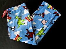 womens 2XL Toy Story pajamas 20 fleece lounge pants bottoms jessie woody new XXL