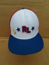 Rare VTG  YOUTH New Era  1980'S PA, STATE Little League Champs Mesh Snapback Hat