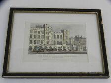 House of Lords Print ~ Tho Shepard, W Deeble  ~ Olwen Caradoc Evans, Wales