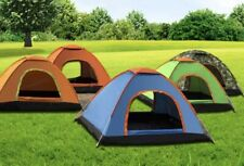 Camping 2-4 Person Instant Auto Up Camping Beach Outdoor Hiking Tent Shelter
