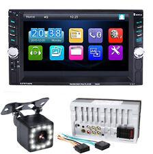 6.6'' 2DIN Car MP3 MP5 Player WINCE + LED Reverse Camera + Remote Control + SWC