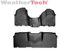WeatherTech FloorLiner Dodge Ram 2500/3500 OTH Mega Cab - 2010-2011 - Black