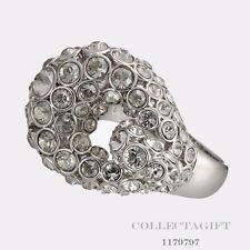Authentic Swarovski Rarely Ring Size 8 Euro 58  #1179796