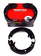MINTEX REAR PARKING BRAKE SHOES SET FOR HONDA CR-V MFR654 (REAL IMAGE OF PART)