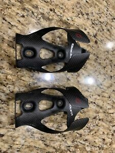 Blackburn Camber carbon fiber water bottle cage x 2 (pair)