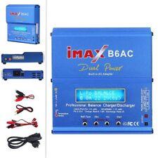 IMAX B6AC Dual Power Balance Ladegerät/Discharger Lipo NiMH RC Batterie Ladegerä