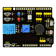 Easy Shield V1 Multi function Expansion Board with sensors for Arduino