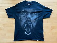 2011 Jay Z Kanye West Watch The Throne Tour Tee Shirt Sz XL Hip Hop Rap Yeezy