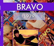 BRAVO 1979 - Alle Ausgaben des Jahres komplett im pdf Format - IM DIGIPACK!!!