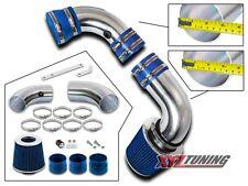 BLUE Cold Air Intake Kit + Filter For 96-05 S-10/Blazer/Sonoma/Jimmy 4.3L V6