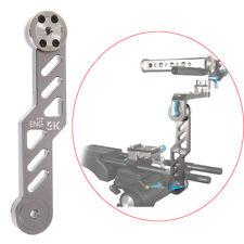 FOTGA ENG ARRI Type Rosette Extension Arm Lock Bracket for 15mm Rod Rig System