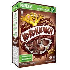 330g Nestle KoKo Krunch Chocolate Flavoured Wheat Curls Breakfast Cereal Food
