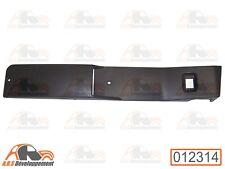 BANDA nuevo negro (PUERTAS PANEL) para puertas TRASERA DERECHA Citroen 2CV 12314