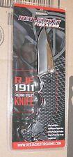 Red Jacket Firearms Folding Utility Knife