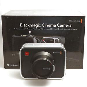 Blackmagic Cinema Camera EF 2.5K Sensor SSD Recorder Touch Display #CINECAM26KEF