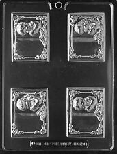 COMMUNION BOY & GIRL BOOK mold Chocolate Candy molds R62