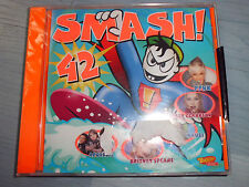 SMASH! Vol. 42 m. Peter Fox, P!nk, Lafee, Madcon, u.v.a. Pop CD, 22 Tracks, NEU!