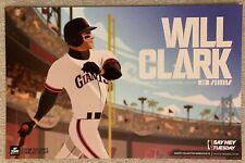 SF Giants 2019 Authentic Fan Dusty Baker Cheer Card poster size 11 by17 MLB Fan Apparel & Souvenirs