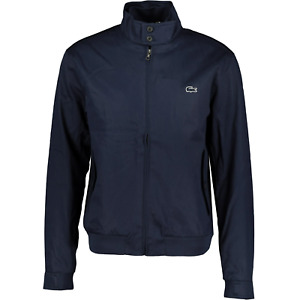 Lacoste Navy Harrington Quilted Jacket