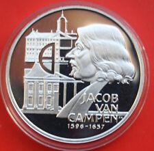 Netherlands-Niederlande: 25 ECU 1996 Silber Proof Coin, #F 1841, rare