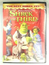 DreamWorks Shrek the Third Dvd Widescreen