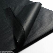 48~Premium Black Tissue Paper~Lg 20x30~Black Sheets Quality Gift Wrap
