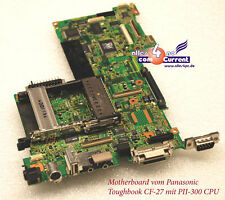 Motherboard Notebook Panasonic Toughbook CF-27 CF27 PII-300 CPU with 128MB