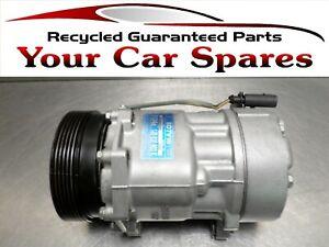 VW Beetle Air Conditioning Compressor 2.0cc Petrol 03-10
