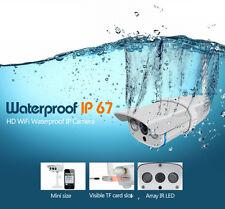 Sans fil Wifi  HD 720P IP Caméra CCTV extérieur surveillance de sécurité SP