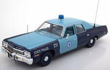 1:18 Ertl/Auto World Dodge Monaco Massachusetts State Police 1974