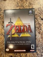 The Legend of Zelda Collector's Edition Promotional Disc Gamecube Complete
