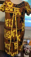 New listing Vintage Hawaiian Dress Kay O Kawai Size Medium