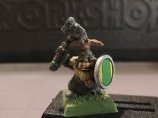 DWARF ARMED WITH HAMMER GAMES WORKSHOP WFB CITADEL 1980 RARE VINTAGE