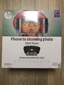 HP Envy Photos 7830