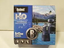 Bushnell H2O Waterproof, Porro,BaK-4 Prism Binoculars (8 X 42mm)