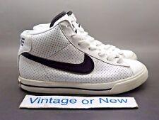 Nike Sweet Classic High White Black PS 2009 sz 1.5Y