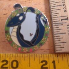 Reluctant Dragon blue Disney Pin