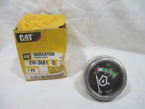 ***NEW*** OEM Caterpillar CAT 2W-3681 INDICATOR ENGINE OIL PRESSURE 2W3681
