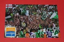 CPA FOOTBALL SUPPORTER AS SAINT-ETIENNE ASSE VERTS CHAUDRON MAGIC FANS 2013 KOP